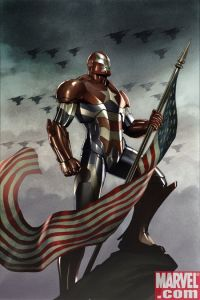 Iron Patriot: ¿tecnología robada?