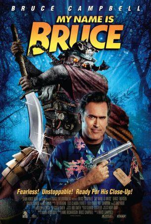"""Mi nombre es Bruce, me lo paso de coña haciendo películas y si no os gusta podéis jugar con mi """"boomstick"""""""